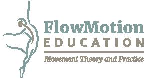 Flowmotion Education | Anatomy and Biomechanics Logo